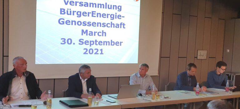 Generalversammlung 2021